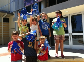 Art Camp Kids 6-25-2012