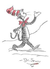 Cat in the Hat, Dr. Seuss lo res