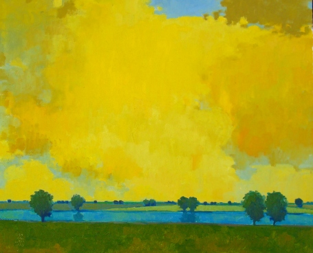 claes-golden-twilight-2008-oil-on-canvas-28-x-32-sold-fsg